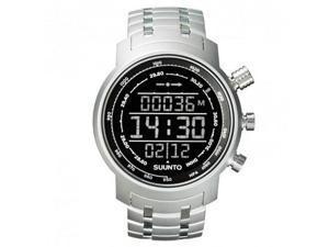 Suunto Elementum Terra Premium Outdoor Activity Watch - Negative Steel - SS014521000