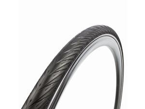 Vittoria Voyager Hyper Wire Bead Cross/Hybrid Bicycle Tire (black/Reflective - 700 x 38)