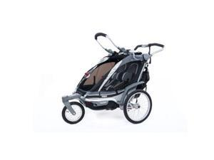 Thule Chinook 2 + Stroll/Jog Child Carrier (Black)