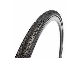 Vittoria Adventure Trail III Touring/Hybrid Wire Bead Bicycle Tire - Black/Reflective (Black/Reflective - 26 x 1.75)