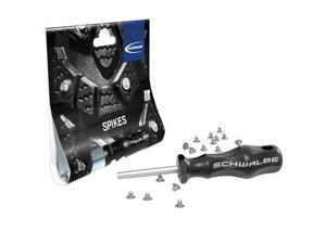 Schwalbe Bicycle Tire Replacement Studs w/Tool - 50 Studs - 5512
