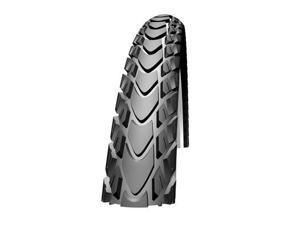 Schwalbe Marathon Mondial HS 428 RaceGuard City/Touring Bicycle Tire - Wire Bead (Reflex - 26 x 2.00)