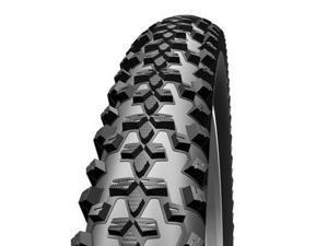 Schwalbe Smart Sam HS 367 Performance Cross/Hybrid Bicycle Tire - Wire Bead (26 x 2.1)