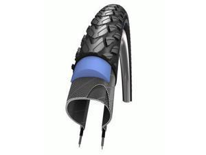 Schwalbe Marathon Plus Tour HS 404 Allround Cross/Hybrid Bicycle Tire - Wire Bead (Reflex - 26 x 2.00)