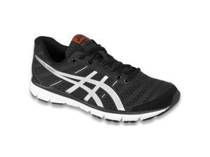 Asics 2014/15 Men's Gel-Zaraca 2 Running Shoe - T3A4N.9093 (Black/Silver/Copper - 12.5)