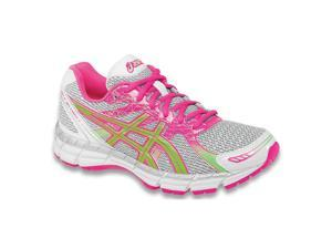 Asics 2014/15 Women's Gel-Excite 2 Running Shoe - T473N.0164 (White/Mint/Hot Pink - 9)