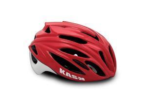 Kask Rapido Road Cycling Helmet (Red - L)