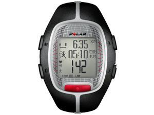 Polar RS300X Running Heart Rate Monitor and Computer - Black (Black)