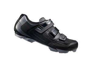 Shimano 2016 Men's XC Off-Road Sport Cycling Shoes - SH-XC31L (Black - 45)