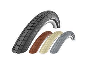 Schwalbe Big Ben HS 439 Cruiser Bicycle Tire - Wire Bead - Black - 27.5 x 2.00 (Black - 27.5 x 2.00)