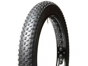 Panaracer Fat B Nimble Folding Bead Fat Bicycle Tire (Black - 26 x 4.0)