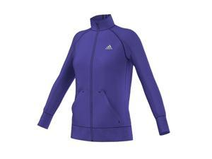 Adidas Outdoor 2015 Women's Game Day Jacket (Night Flash/Night Sky - S)