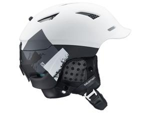 Salomon 2015/16 Prophet C. Air Ski Helmet (White Matt - S)