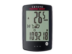 CatEye Padrone Smart Speed+Cadence+Heart Rate Kit- Bicycle Computer - CC-PA500B SPD/CDC/HR (Black)
