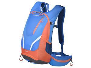 Shimano Rokko R12 All-Around Day Pack - 12 Liter - EBGDPMBNW12U (Lightning Blue/Orange)