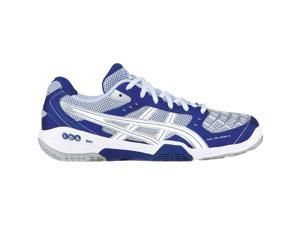 Asics Men's GEL-Blade 4 Indoor Court Shoe - R355N.3601 (Purple/White/Lightning - 8.5)