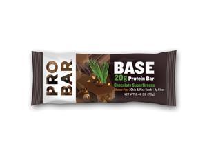 ProBar Base Protein Energy Bar - Box of 12 (Chocolate SuperGreens)