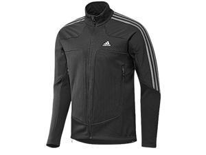 Adidas Outdoor 2015 Men's Terrex Swift Fleece Jacket (Black - XL)