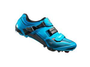 Shimano 2016 Men's Pro XC Custom Fit Mountain Bike Shoes - SH-XC90B (Blue - 43.0)