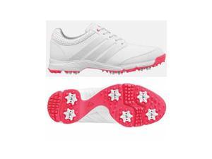 Adidas 2015 Women's Response Light Golf Shoes - Q47063 (White/Silver Metallic/Flash Red - 9)