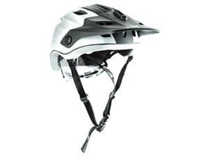 Kali Protectives 2014 Maya Mountain Bike Helmet (Duo Matte White/Black - S/M)