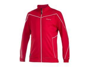 Craft 2015/16 Men's In-the-zone Sweatshirt - 1902636 (Bright Red - M)