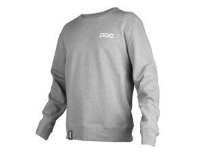 POC 2017 Men's Crew Neck Sweater - 61530 (Palladium Grey - L)