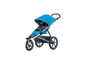 Thule Urban Glide 1 All Around Sports Child Stroller (Thule Blue)