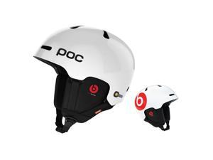 POC 2015/16 Fornix Communication Ski Helmet - 10464 (Hydrogen White - XS-S)