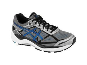 Asics 2016 Men's Gel-Foundation 12 Running Shoe - T5H0N.7339 (Carbon/Electric Blue/Black - 9)