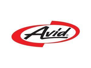 Avid Brake Mounting Post Bracket - 20P F180/R160 CPS and Standard - 00.5318.007.004