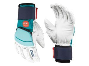 POC 2016/17 Super Palm Comp Ski Glove - Julia Mancuso Edition - 30014 (Julia white - L)
