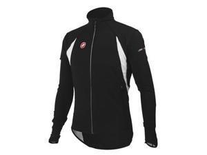 Castelli 2013/14 Men's Race Day Casual Warm Up Jacket - X13202 (Black - 2XL)