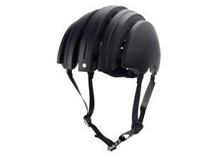 Brooks J.B. Classic Carrera Foldable Bicycle Helmet (Black - XL)