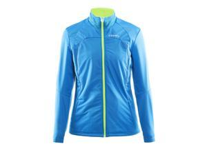 Craft 2015/16 Women's Storm Cross Country Jacket - 1903692 (BLUE/GREY - M)