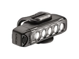 Lezyne Strip Drive Five LED Cycling Headlight (Black)