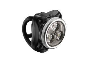 Lezyne Zecto Drive Pro LED Front Bicycle Headlight (Polish/HI GLOSS)