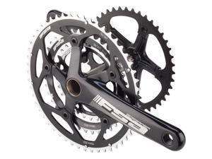 FSA Gossamer MegaExo Tandem Rear Road Bicycle Crankset (30/39/52T-42t -172.5mm 68/73)