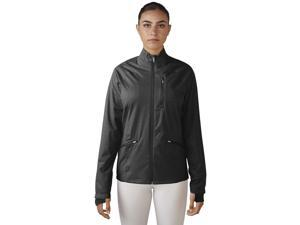 Adidas Golf 2016 Women's ClimaProof Fashion Rain Jacket (Black - XL)