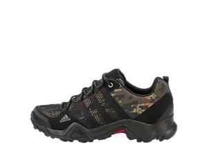 Adidas Outdoor 2015 Men's AX2 Camo Hiking Shoes - M18683 (Earth Green/Black/University Red - 11)