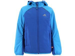 Adidas Outdoor 2015 Boy's Lofty Hiking Hoodie (Super Blue - XS)