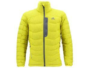 Adidas Outdoor 2015 Men's Terrex Dawn Wall Winter Jacket (Vivid Yellow - M)