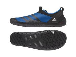 Adidas Outdoor 2016 Men's ClimaCool JawPaw Slip On Water Sport Shoes - AF6089 (Shock Blue/Black/White - 9)