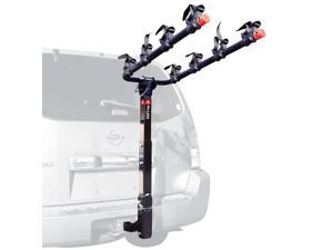 Allen Deluxe Four Bicycle Hitch Mount Carrier - 542RR-R