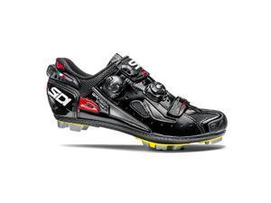Sidi 2015/16 Men's MTB Dragon 4 Mountain Cycling Shoes - SMS-DG4 (Black - 41.0)