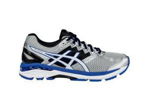 Asics 2016 Men's GT-2000 4 Running Shoes - T606N.9301 (Silver/White/Royal - 10)