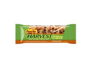 PowerBar Harvest Long Lasting Energy Bar - Box of 15 (Toffee Chocolate Chip)