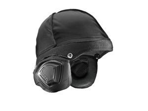 Bern 2017 Men's Premium EPS Winter Helmet Liner w/ Boa Adjuster (Black - XXL/XXXL)