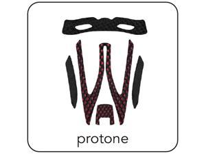 Kask Protone Internal Road Cycling Helmet Replacement Pad Set (Black - M)