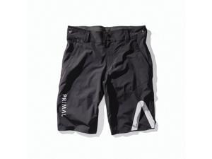 Primal Wear 2016 Men's Onyx Loose Fit Short - ONX1B22M (Onyx - 2XL)